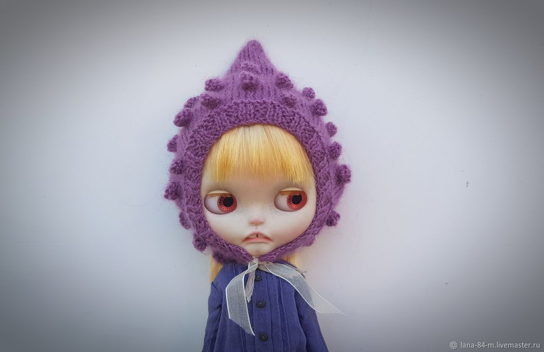 Продам кастомную Blythe на базе оригинальной Takara Olivia Cousin, Кукла Кастом, Санкт-Петербург,  Фото №1