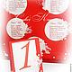 """Свадебные аксессуары ручной работы. План рассадки гостей """"Кармен""""2. Ксения. Ярмарка Мастеров. Гостевые карточки, красная свадьба"""