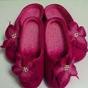 Обувь ручной работы. Ярмарка Мастеров - ручная работа Дочки энд матери))). Handmade.