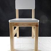Для дома и интерьера handmade. Livemaster - original item Children`s high chair growth group 2. Handmade.