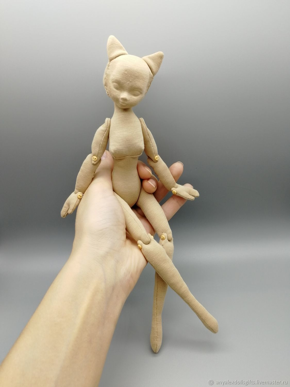 Заготовка 30 см, Заготовки для кукол и игрушек, Ачинск,  Фото №1