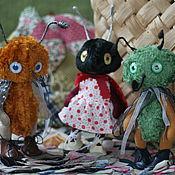Куклы и игрушки ручной работы. Ярмарка Мастеров - ручная работа букашки. Handmade.