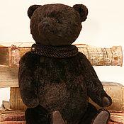 Куклы и игрушки ручной работы. Ярмарка Мастеров - ручная работа Бурый мишка.. Handmade.
