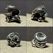 Материалы для творчества handmade. Livemaster - original item Chanterelles charm. Handmade.