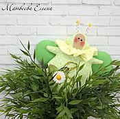 Куклы и игрушки ручной работы. Ярмарка Мастеров - ручная работа Тильда майский жук. Handmade.