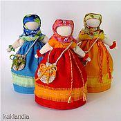 Куклы и игрушки ручной работы. Ярмарка Мастеров - ручная работа Успешница, оберег на удачу. Handmade.