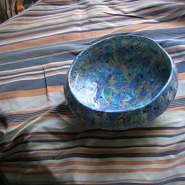 "Посуда ручной работы. Ярмарка Мастеров - ручная работа Салатник ""Egg Shell"". Handmade."