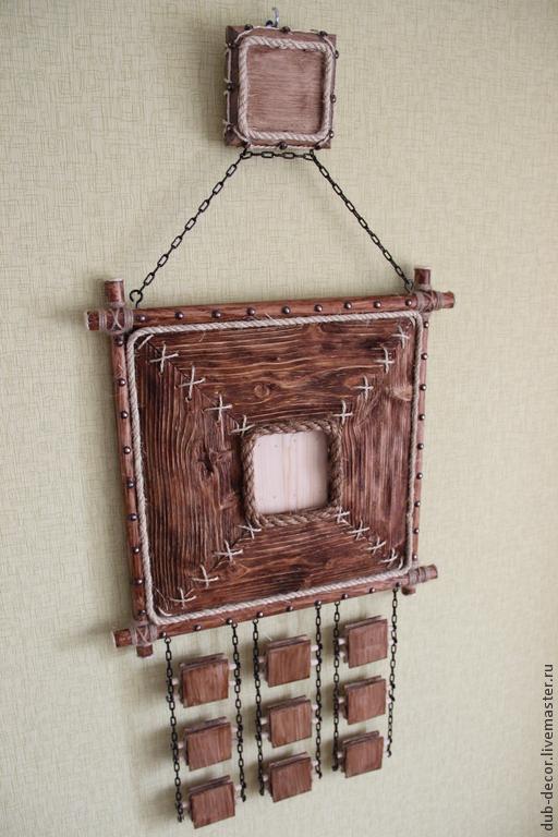 Фотокартины ручной работы. Ярмарка Мастеров - ручная работа. Купить Рамка-панно для фотографий. Handmade. Панно на стену, рамка для фотографий