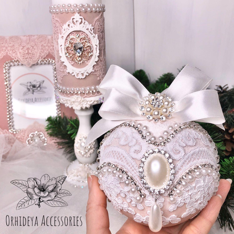 Christmas balls, Christmas decorations, Moscow,  Фото №1