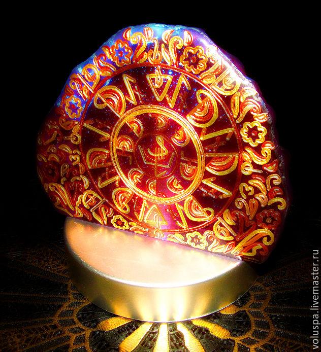 'JU-JU.BigWig.Biggie'talisman of power,interior, Amulet, Sochi,  Фото №1