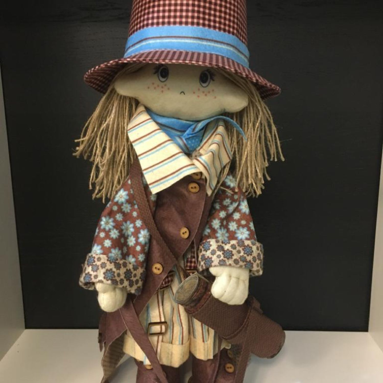 Кукла для интерьера, Кукольный театр, Москва,  Фото №1
