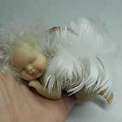 Куклы и игрушки ручной работы. Ярмарка Мастеров - ручная работа Ангелочек. Handmade.