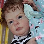 Куклы и игрушки ручной работы. Ярмарка Мастеров - ручная работа Кукла реборн Ванюша.. Handmade.