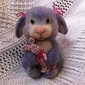 Куклы и игрушки ручной работы. Ярмарка Мастеров - ручная работа Крольчонок Джуди. Handmade.