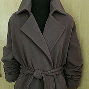Одежда ручной работы. Ярмарка Мастеров - ручная работа пальто-оверсайз 2. Handmade.