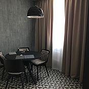 Для дома и интерьера ручной работы. Ярмарка Мастеров - ручная работа Портьеры в гостинную. Handmade.
