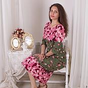 """Одежда ручной работы. Ярмарка Мастеров - ручная работа Платье """"Королева роз"""". Handmade."""