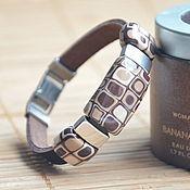 Украшения handmade. Livemaster - original item Bracelet mini Regaliz