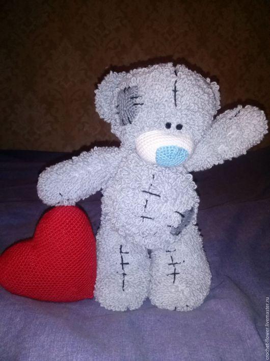 Мишки Тедди ручной работы. Ярмарка Мастеров - ручная работа. Купить Мишка Тедди. Handmade. Мишка в подарок