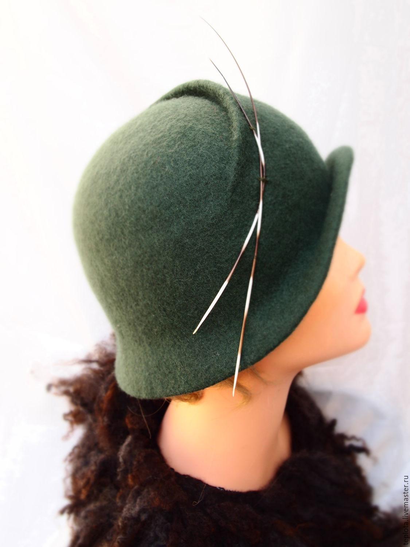 Шляпы женские мастер класс