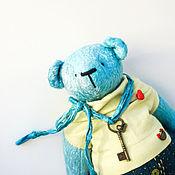 Куклы и игрушки handmade. Livemaster - original item Teddy bear William. Handmade.