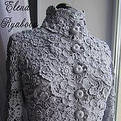 Одежда handmade. Livemaster - original item jackets: Irish lace. Jacket