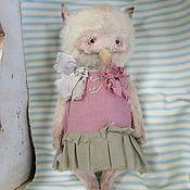 Куклы и игрушки ручной работы. Ярмарка Мастеров - ручная работа Угу. Handmade.