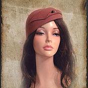 Аксессуары handmade. Livemaster - original item Hat
