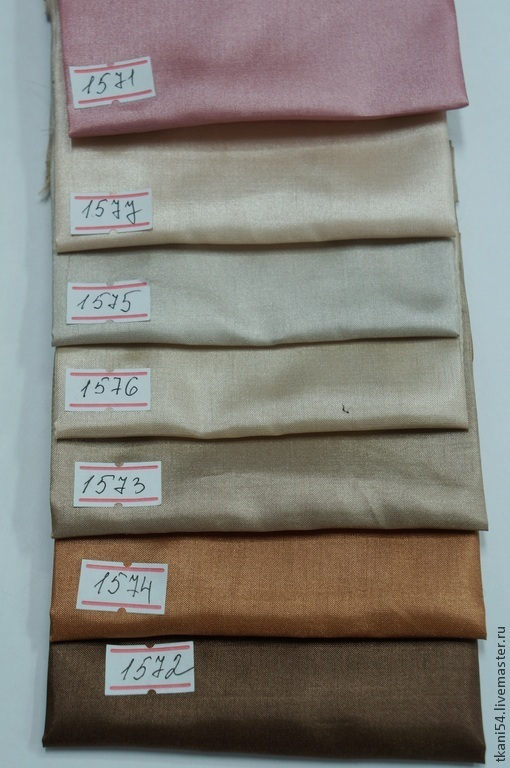 Шитье ручной работы. Ярмарка Мастеров - ручная работа. Купить Ткань подкладочная перламутр, 150 см,цвета в ассортименте. Handmade.