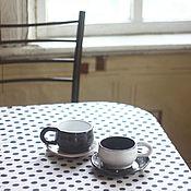 """Посуда ручной работы. Ярмарка Мастеров - ручная работа """"Дополняя друг друга"""". Handmade."""