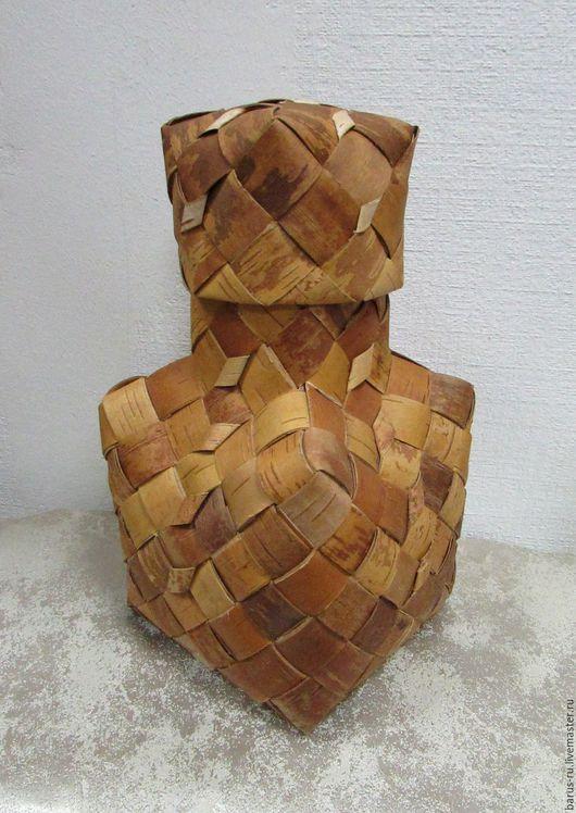 Кухня ручной работы. Ярмарка Мастеров - ручная работа. Купить Горлатка из бересты. Handmade. Береста, туес, русская традиция