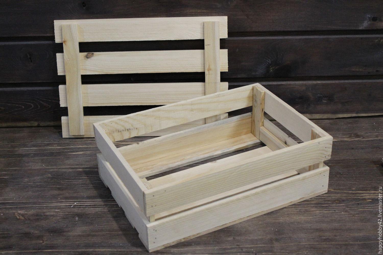 Деревянные ящики для яблок своими руками 78