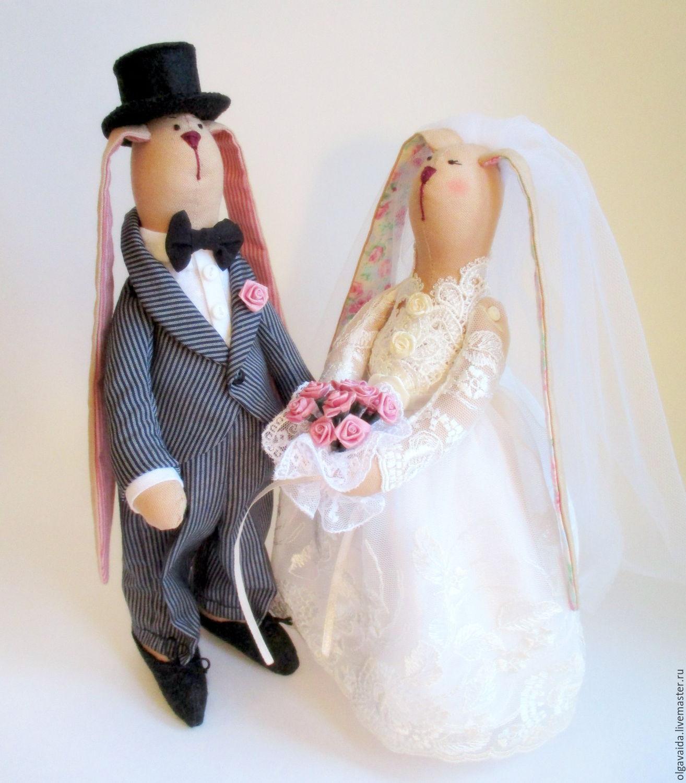 Выкройка тильд невест и женихов