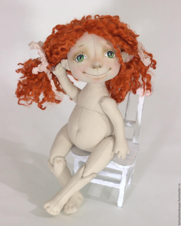 Скачать выкройка для кукол из ткани
