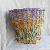 Для дома и интерьера handmade. Livemaster - original item Wicker basket