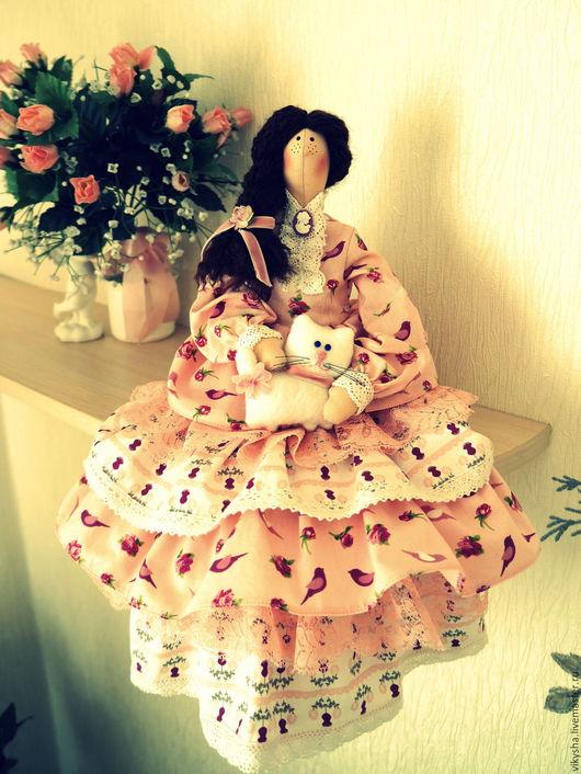 Куклы Тильды ручной работы. Ярмарка Мастеров - ручная работа. Купить Интерьерная кукла Маргоша. Кукла Тильда.. Handmade.