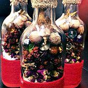 Фен-шуй и эзотерика handmade. Livemaster - original item Protection for divination Witch`s Bottle. Handmade.
