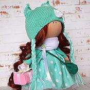 Куклы и игрушки ручной работы. Ярмарка Мастеров - ручная работа крошка Лилу. Handmade.