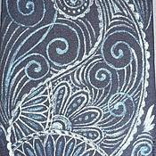 """Аксессуары ручной работы. Ярмарка Мастеров - ручная работа Галстук """"Пейсли"""". Handmade."""