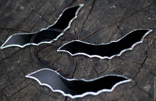 Подарки на Хэллоуин ручной работы. Ярмарка Мастеров - ручная работа. Купить летучая мышь. Handmade. Черный, подарок, ручная работа
