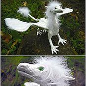 Подарки к праздникам ручной работы. Ярмарка Мастеров - ручная работа Белый дракон. Handmade.