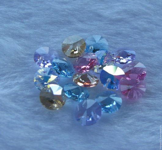 Для украшений ручной работы. Ярмарка Мастеров - ручная работа. Купить кристаллы Австрия. Handmade. Белый, декоративные элементы