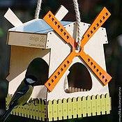 Bird feeders handmade. Livemaster - original item A bird feeder