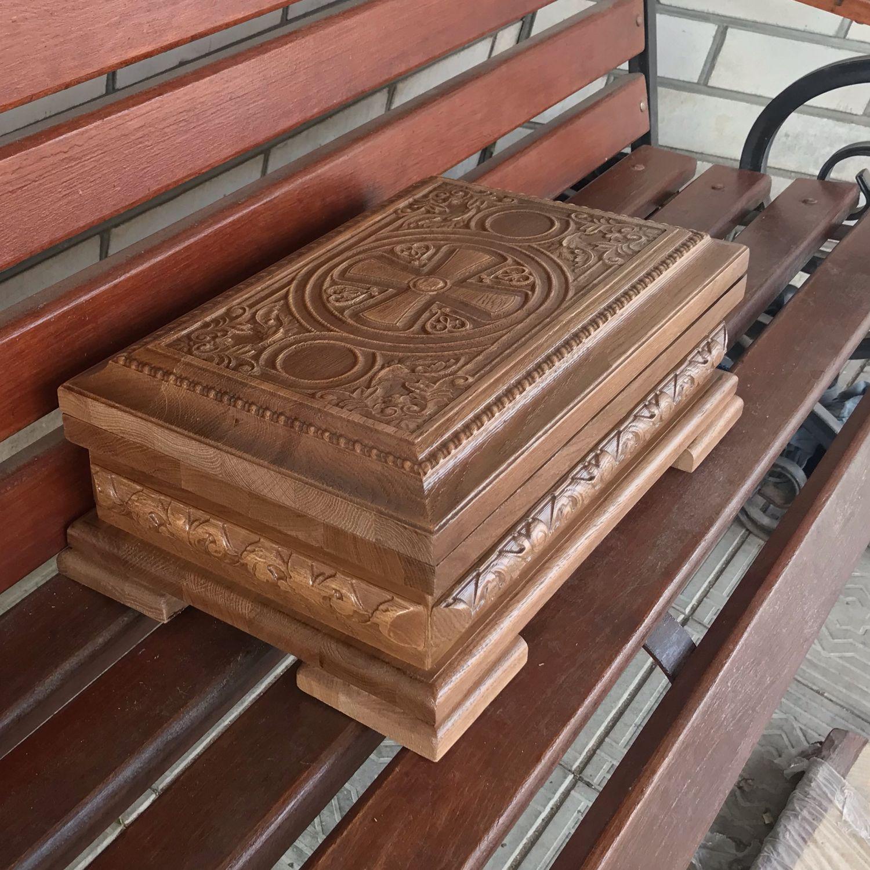 Ковчег «Дивен Бог во святых своих», Иконы, Рязань,  Фото №1