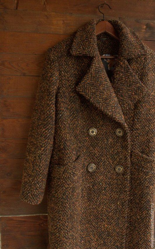"""Верхняя одежда ручной работы. Ярмарка Мастеров - ручная работа. Купить Пальто """"Теплый зимний день"""".. Handmade. Пальто, шерсть"""