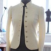 Пиджаки ручной работы. Ярмарка Мастеров - ручная работа Жакет Кавалерия. Handmade.