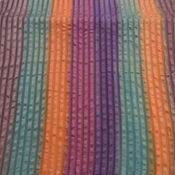 Винтаж handmade. Livemaster - original item Vintage Ombre scarf,100% silk,vintage Europe. Handmade.
