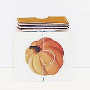 Кукольная еда ручной работы. Ярмарка Мастеров - ручная работа Puzzle для самых маленьких.Овощи. Вариант №1. Handmade.