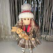 Куклы и игрушки ручной работы. Ярмарка Мастеров - ручная работа Интерьерная кукла ручной работы Александра.. Handmade.