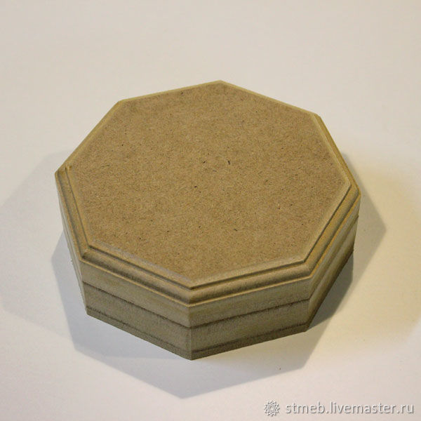 Заготовка шкатулка восьмигранная В1515В1